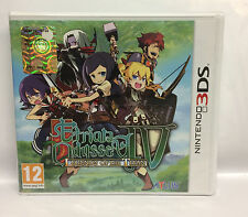 ETRIAN ODYSSEY   IV -   legends of the titan - NINTENDO 3DS