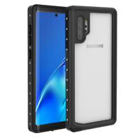 For Samsung Galaxy Note 10 Plus 360° Protection Shockproof Waterproof Case Cover