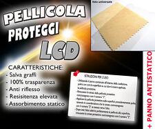 Pellicola in silicone protezione per Motorola Moto E + panno pulizia