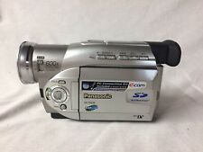 Panasonic NV-DS38B Mini DV Tape Camcorder Camera w SD Card Function #G1242