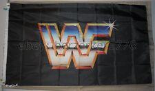 WWF World Wrestling Federation Wrestling 3'x5' flag banner 1 - WCW, WWF, WWE