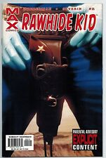 Rawhide Kide #2 2003 (C5634) Max Comics Marvel vs. Cisco Pike Gang