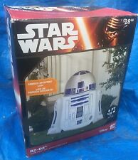 Gemmy Airblown Inflatable 4' Star Wars R2-D2 Droid Yard Figure Prop New in Box
