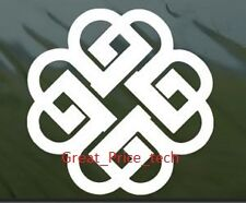 """Breaking Benjamin White Sticker Decal Rock Band White 5.5"""" White & Many Colors"""