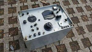Russisches Funkempfänger P-309 Horch-Empfänger CCCP