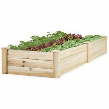 Wooden Garden Corner Planters Boxes For Sale In Stock Ebay