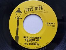 THE TURTLES - She'd Rather Be With Me / Rugs Of Woods And Flowers 1967 POP PSYCH