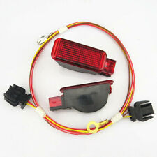 8KD 947 411 Door Panel Red Warning light Cable Harness Plug Suite For Audi TT A3