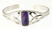 Markenlose Modeschmuck-Armbänder im Armreif-Stil aus Muschel