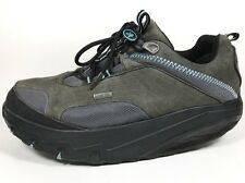 MBT Chapa Gore-Tex Brown Leather Hiking Toning Shoes Women's Sz 10 M