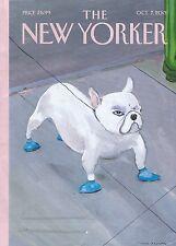 The New Yorker October 2013 Blue Dog Obamacare Britain's Porn Plan Egypt Opera