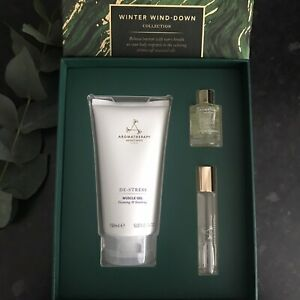 Aromatherapy Associates Winter Wind-down Collection / Shipping Worldwide