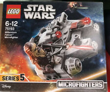 LEGO 75193 MILLENIUM FALCON Series 5 Star Wars Microfighter Set Chewbacca