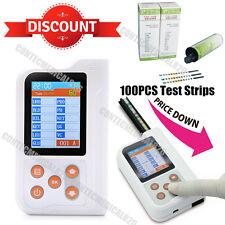 Digital Urine Analyzer 11 Parameters 100PCS Test strips Analytical BC401,USA