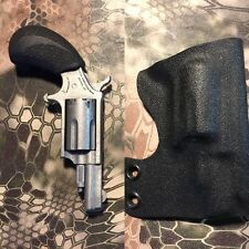 Inside The pocket holster For The North American Arms .22 Magnum