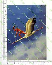 447/19 cartolina italiana   REGIA AERONAUTICA AEREO AVIAZIONE PILOTA   ww2