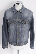 LEE L giubbotto jeans denim jacket coat mantel blouson e3828