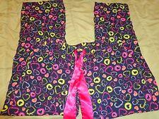 63c62194ec81 Women s Juniors Cotton Long Pajama Pants Size M Flirtitudes