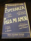 """ Partitur Esperanza-Kerven Para E Amor """