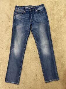 AE American Eagle Slim Straight Denim Men's Size 31 x 32