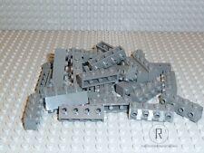 LEGO® 40 Snot Konverter Steine 1x4 dunkel grau 30414 NEUWARE