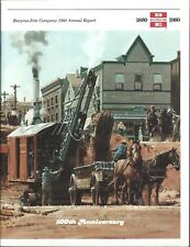 Annual Report - Bucyrus-Erie - 1980 - 100th Anniversary (AR10)