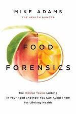 FOOD FORENSICS - ADAMS, MIKE - NEW PAPERBACK BOOK