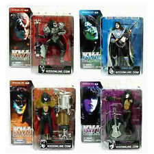 KISS CREATURES set of 4 PVC figures 16cm by McFarlane