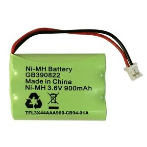 Summer Infant Wide View Baby Monitor Battery Pack 3.6v 900mAh Ni-MH (29006)