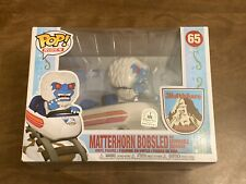 Matterhorn with Abominable Snowman Funko Pop Rides - Disney Parks Exclusive