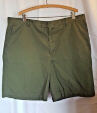 FIELD GEAR MEN'S CASUAL/HIKING SHORTS SIZE 42 OLIVE GREEN