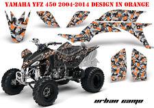 Amr racing décor Graphic Kit ATV yamaha yfz 450 04-14 yfz450r 09-16 urban camo B