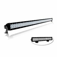 """Aurora 50"""" 300W Barra de luz LED 4x4 ALO-D1-50-P4E4K Spot inundación offroad Combo"""