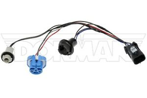 🔥Dorman Harness With Bulb Sockets Left or Right Headlamp Assembly for Pontiac🔥