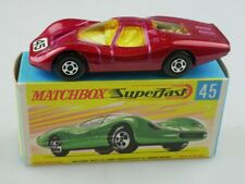 45-A Ford Group 6 - 53092 Matchbox Superfast