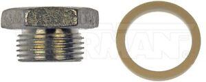 Dorman 090-018 Oil Drain Plug Standard 7/8-16, Head Size 1-1/8 In.