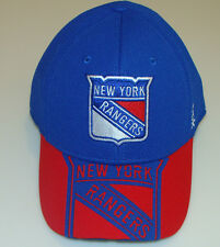 New York Rangers 2015 Draft Hat Cap XL/XXL NHL Hockey Players Flex Fit Reebok