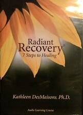 Radiant Recovery 7 Steps To Healing Kathleen Desmaisons 3 CDs Sugar Sensitivity