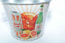 Steigl Radler Beer Bucket, Galvanised Tin with handle