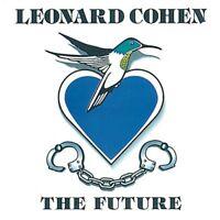 LEONARD COHEN - THE FUTURE   VINYL LP NEW+