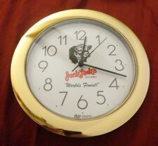 Advertising Jack Link's beef jerkey world's finest RARE HTF WALL CLOCK ONLY 1 ON