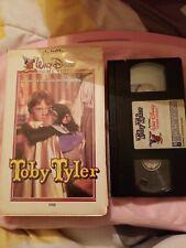 Walt Disney Toby Tyler (VHS) 818