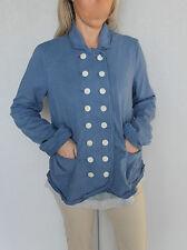 veste plastron bleu M+F GIRBAUD britchick T XL  NEUVE/ÉTIQUETTE valeur 500€