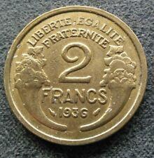 France 2 Francs 1936 Morlon  [12513]