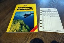 SLR Underwater Photography book & slate SSI