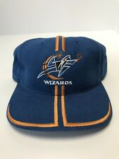 253cc9de79f Vintage Washington Wizards NBA Sports Specialties Hat New Without Tags