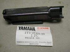 Yamaha NOS SR500, XJ550, XS1100, Front Left Footrest, # 1T3-27451-00-00   d-34