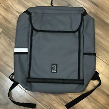 Chrome Industries Volcan 31L Wrench Laptop Backpack Tarp Exterior Messenger