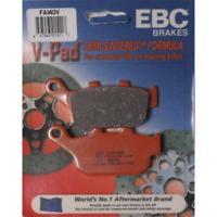 EBC Organic Brake Pads Semi-Sintered Rear Buell Xb12Scg Lightning Low
