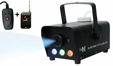 E-Lektron N-410-RGB Nebelmaschine 400W DJ Party Effekt Maschine LED kabellose FB